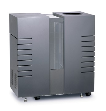 HP StorageWorks Optical 1900ux, mixed dr 2-30 GB UDO and 2-9.1 GB MO drives, 64 slots; Documentation CD and user guide; Safety warnings; Welcome mat; 1 pc 30 GB r/w media; terminator; 1 US power cord