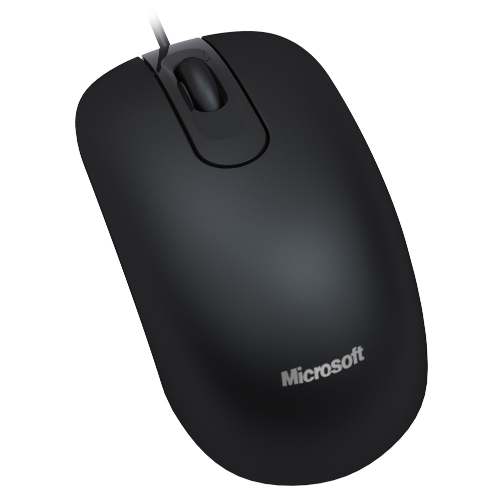 Microsoft Mouse Optical Mse 200, Mac, Win, USB [For Business]
