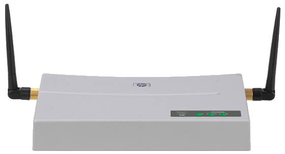 Беспроводная точка доступа HP ProCurve Wireless Access Point 420wl (support 802.11b and 802.11g)