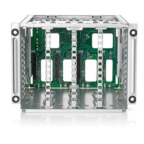 Дисковая корзина HP DL385G7 8SFF Cage Kit (requires second controller or HP SAS Expander Card 468406-B21)