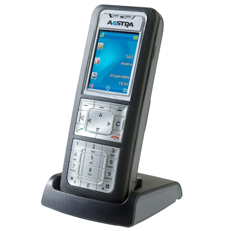 Aastra 630d (DECT телефон универсальный)