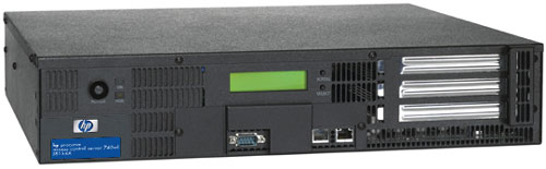 HP ProCurve Access Controller Server 740wl
