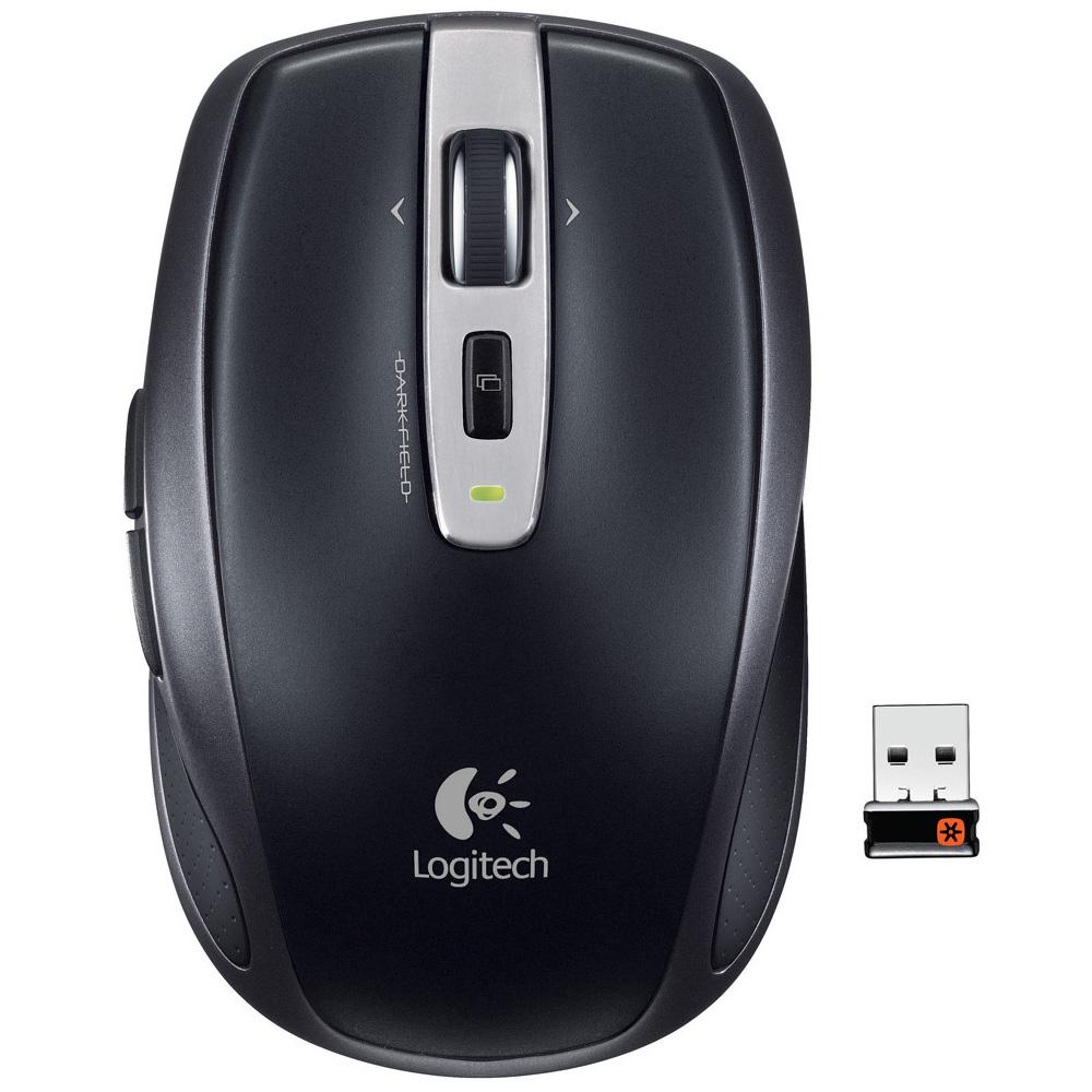 Манипулятор Мышь Logitech Anywhere Mouse MX, [910-000904]