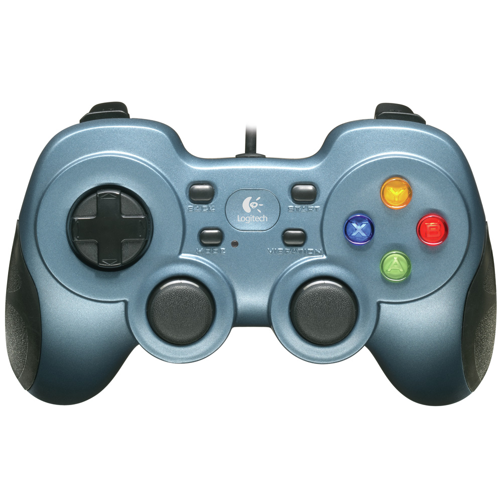 Logitech Gamepad F510 Rumble, USB, [940-000107]