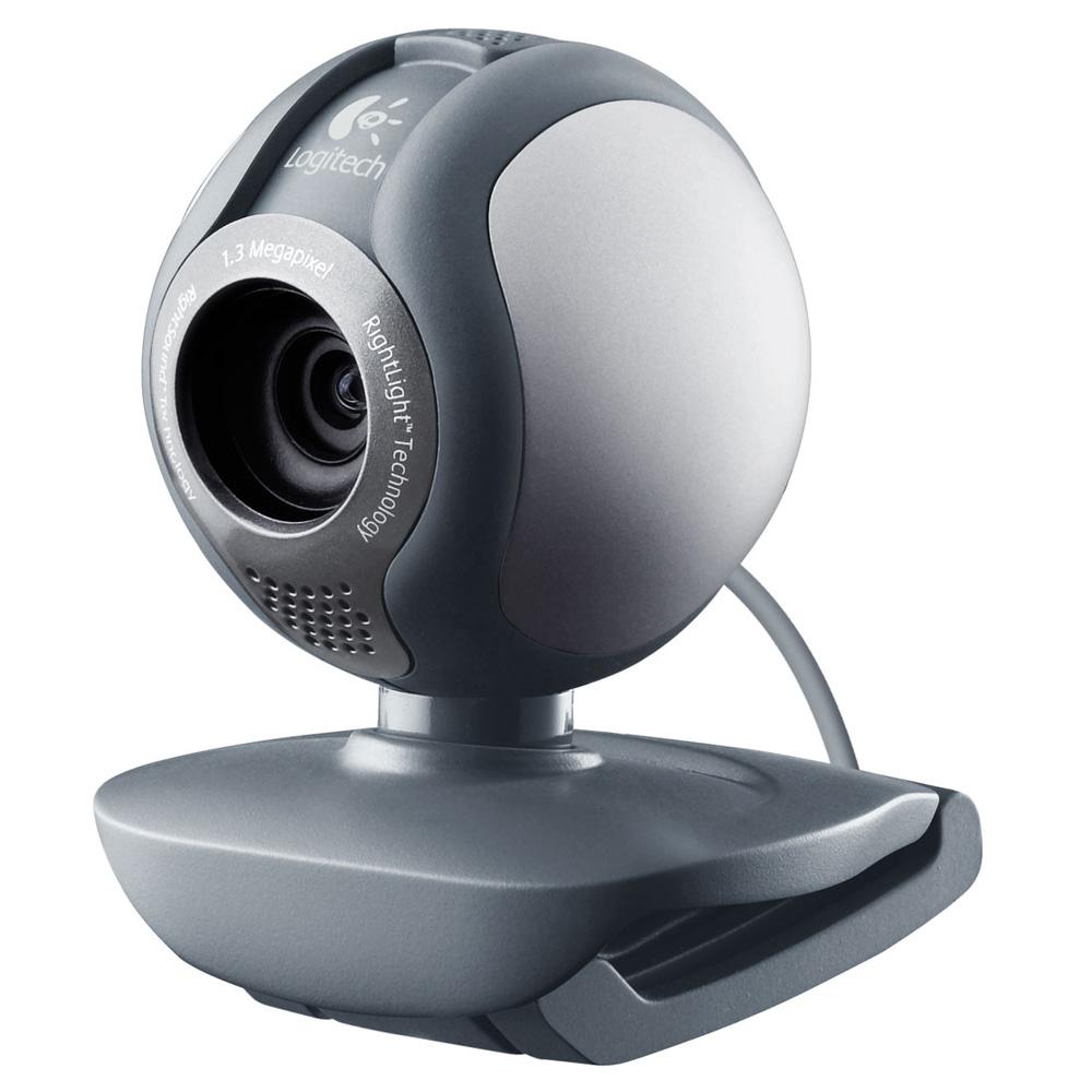 Камера Logitech Webcam B500, 1,3MP, USB, [960-000560]