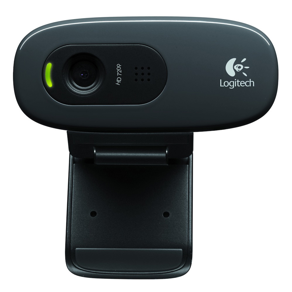 Logitech Webcam HD Pro C270, 3MP, 1280x720, Rtl, [960-000636]