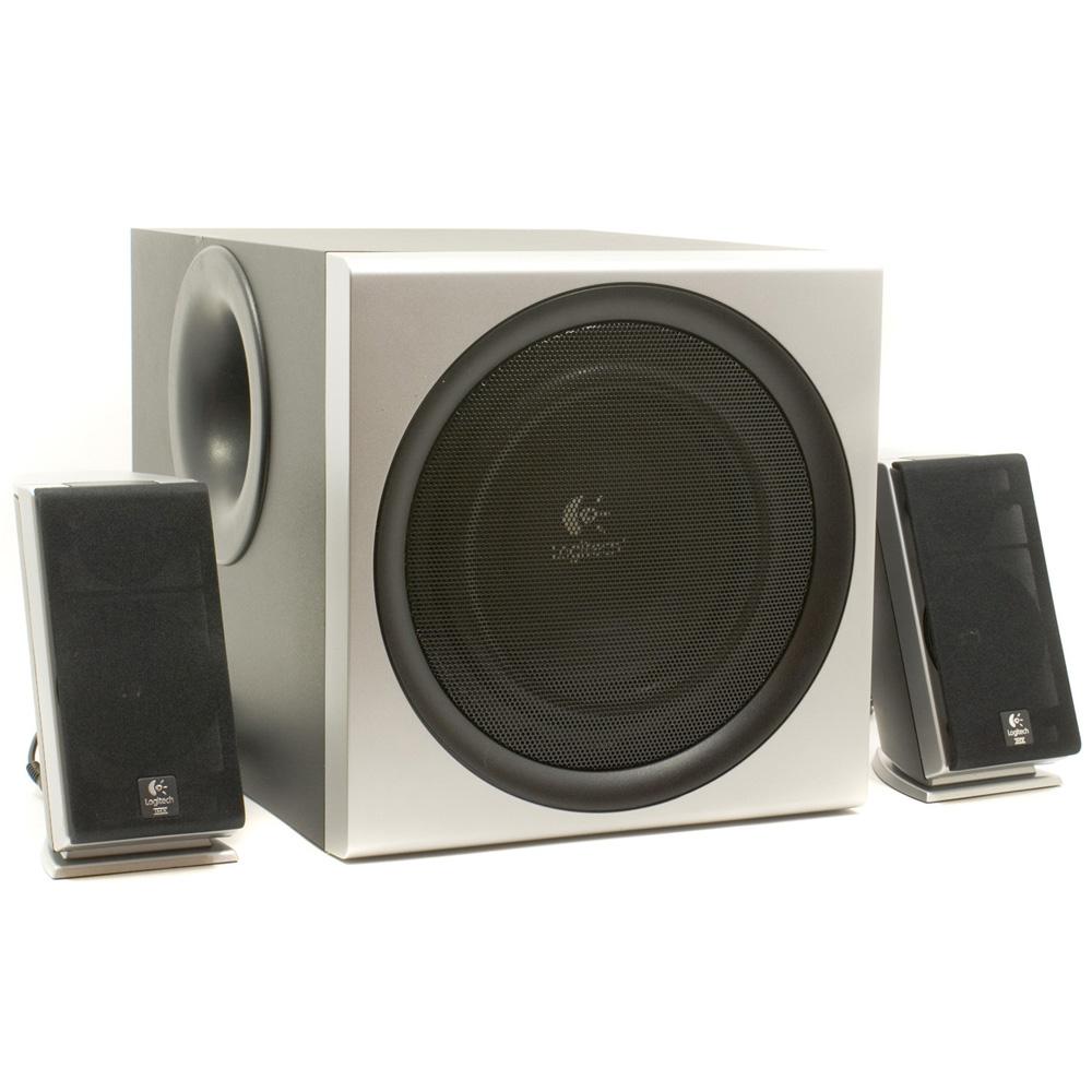 Logitech Speaker System Z-2300, 2.1, 200W(RMS), [970118-0914]