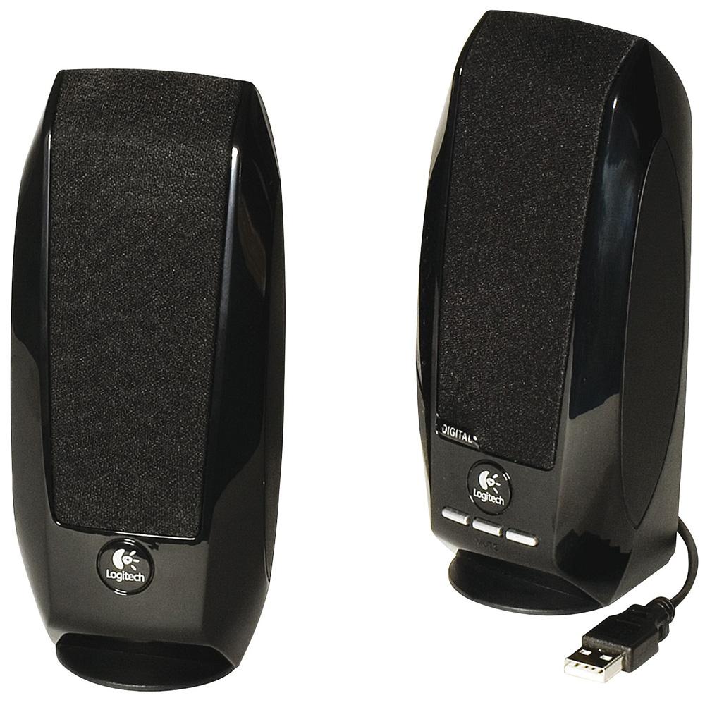 Колонки Logitech S-150 Speakers Digital USB (980-000029)