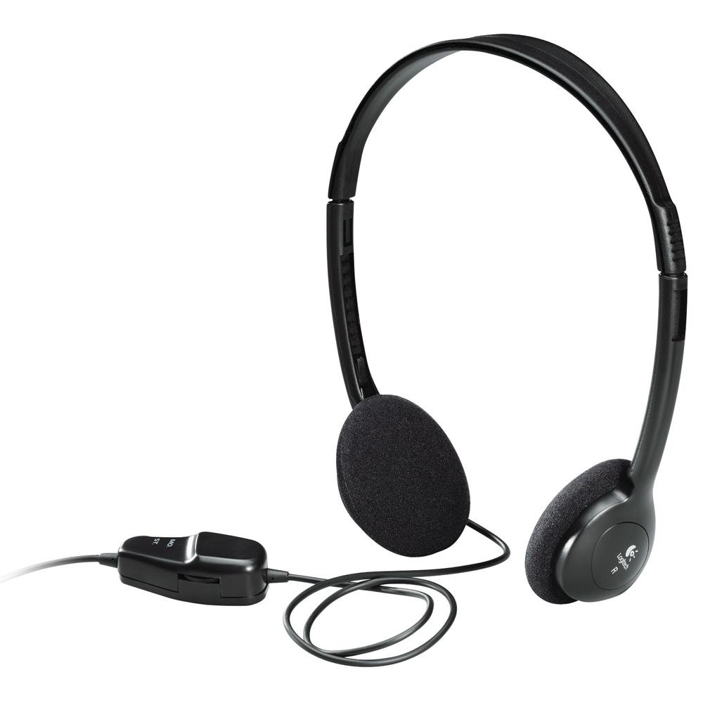 Logitech Headphones Dialog-220, Stereo, [980177-0000]