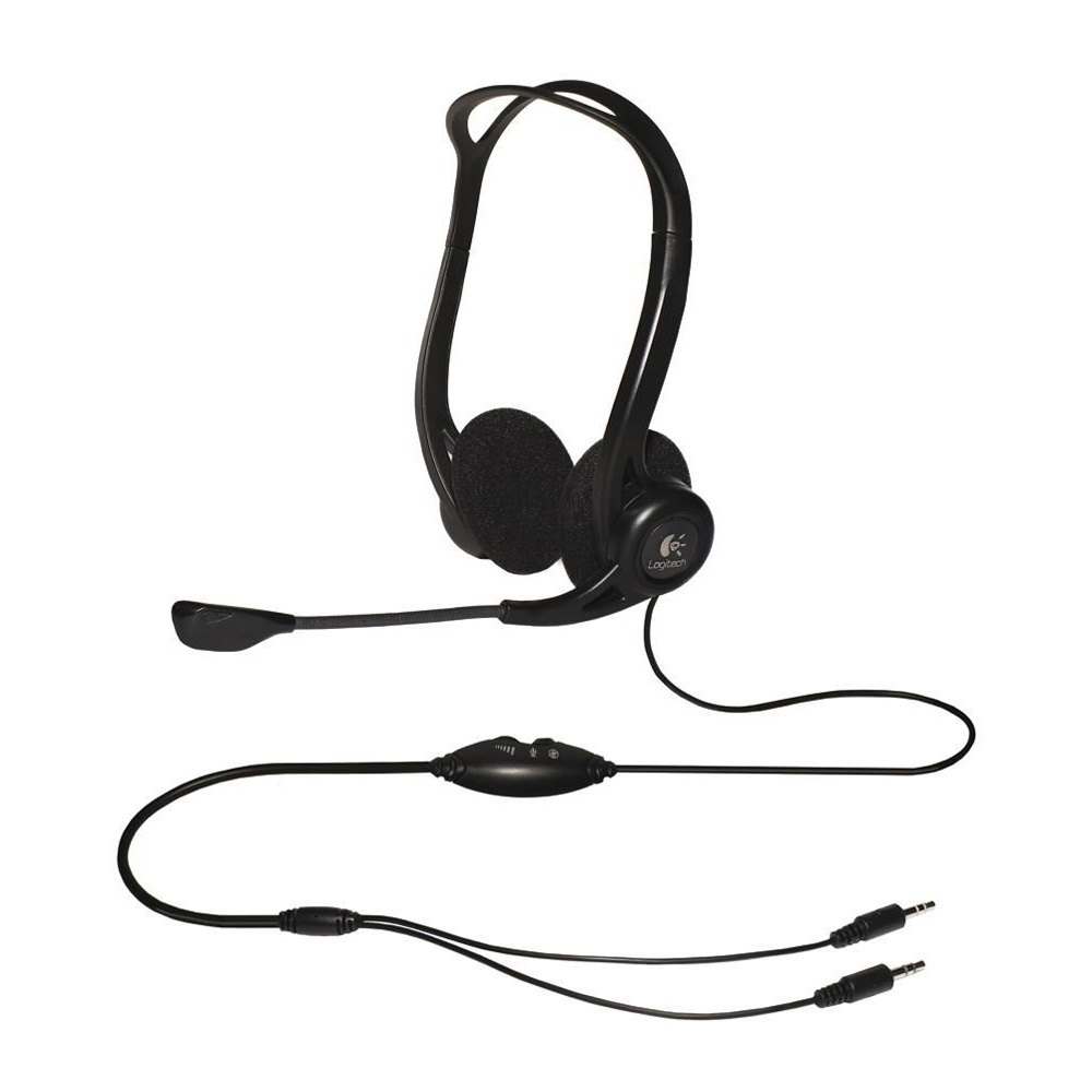 Гарнитура Logitech Stereo Headset PC 860 oem (981-000094)