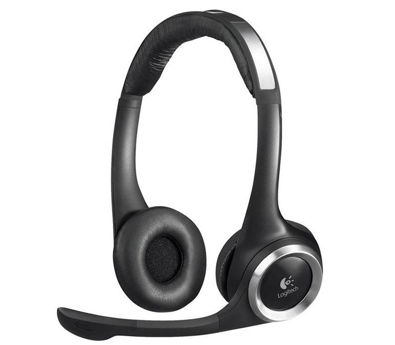 Logitech Wireless Headset B750, USB, [981-000186]