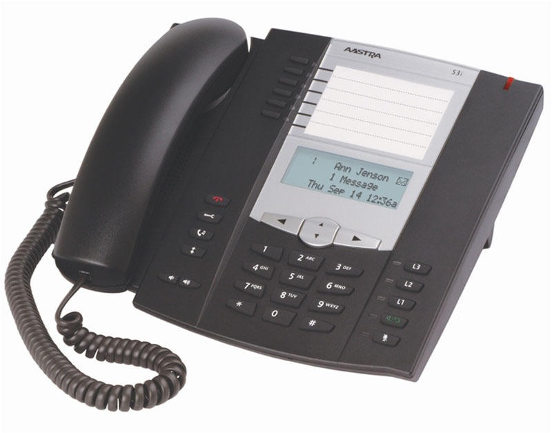 Aastra terminal 6753i (SIP-телефон)