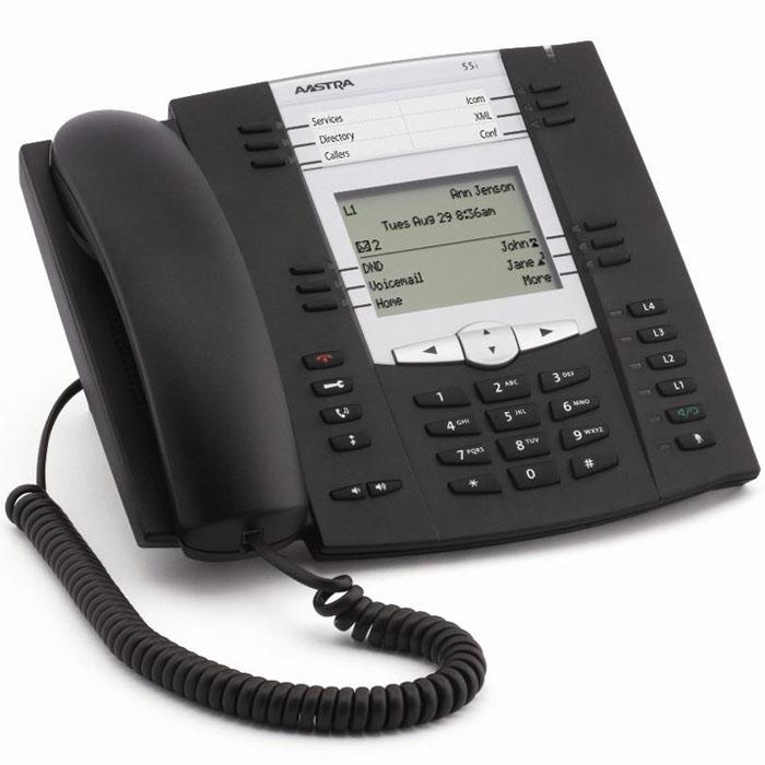 Aastra terminal 6755i (SIP-телефон)