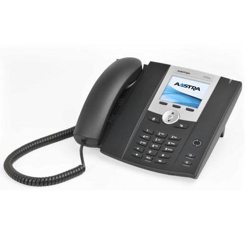 Aastra terminal 6725ip for Microsoft® Lync™ 2010, w/o power supply (SIP-телефон, сертифицированный Microsoft, БП опционально)