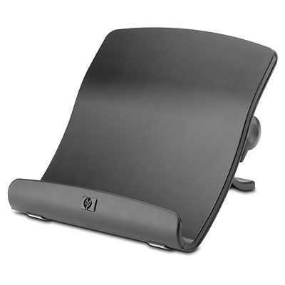 HP Basic Adjustable Notebook stand for all notebooks