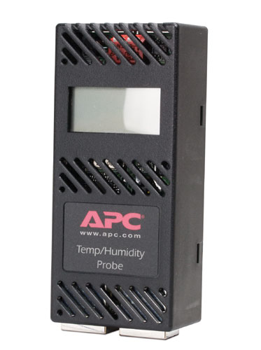 APC Temperature and Humidity Sensor with Display
