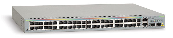 Allied Telesis 48 Port Fast Ethernet Smartswitch (Web based)