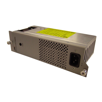 Allied Telesis Redundant power supply for AT-MCR12 media converter rackmount chassis
