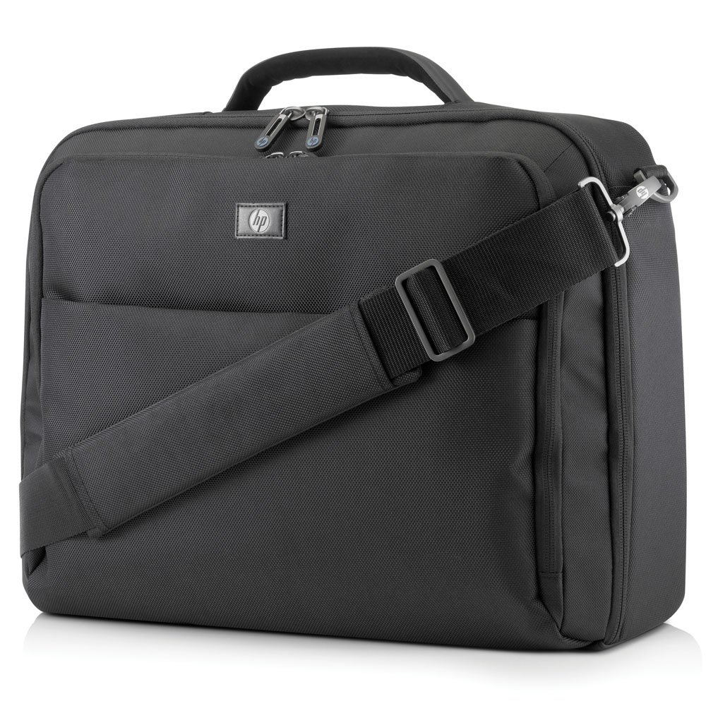Case Executive Black Top Load (for all hpcpq 10-15.6-inch Notebooks)