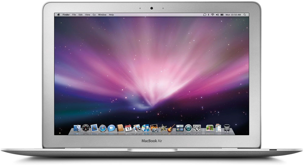 Ноутбук Apple MacBook Air MC969 11.6-inch Dual-Core i5 (1.6GHz/3Mb), 4GB, 128GB flash, HD Graphics 3000 (256Mb), Cam, Wi-Fi, Bluetooth 4.0, OS X Lion, 1.08kg