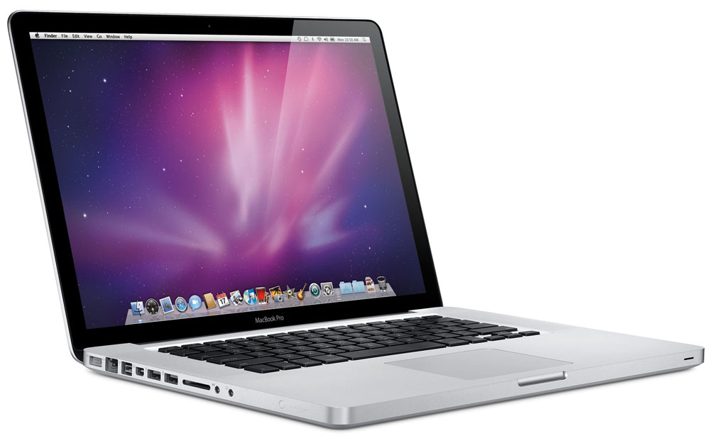 "Ноутбук Apple MacBook Pro MC725 17"" Quad-Core i7 2.3GHz, 4GB, 750GB, HD Graphics, Radeon HD 6750M, SD, Antiglare"