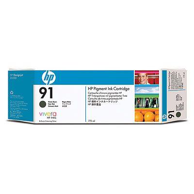 HP Картридж 91 к DJ Z6100 Yellow (775 ml)