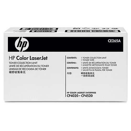 Toner Collection Unit - HP CP4525, CM4540