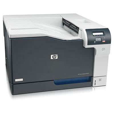 Цветной лазерный принтер HP Color LaserJet Professional CP5225dn Printer (A3, 600dpi, 20(20)ppm, 192Mb, Duplex, 2trays 250+100, USB/LAN)