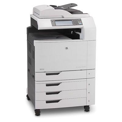 Цветное лазерное МФУ HP Color LaserJet CM6049f MFP