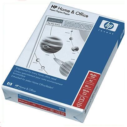 HP Бумага для лазерных и струйных принтеров, A4, 500 листов, 80 г/м2