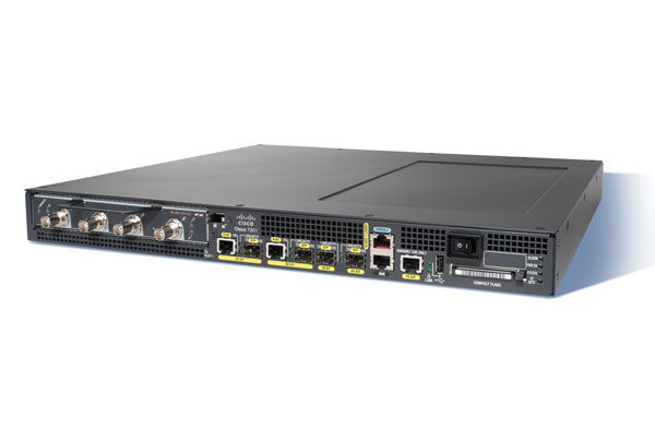 Cisco 7201 Chassis, 1GB Memory, Dual P/S, 256MB Flash