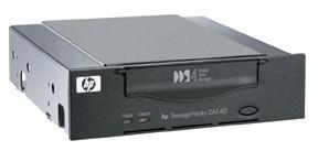 Стример HP StorageWorks DAT40i (40Gb, 6Mb/s) Tape Drive Internal, SCSI