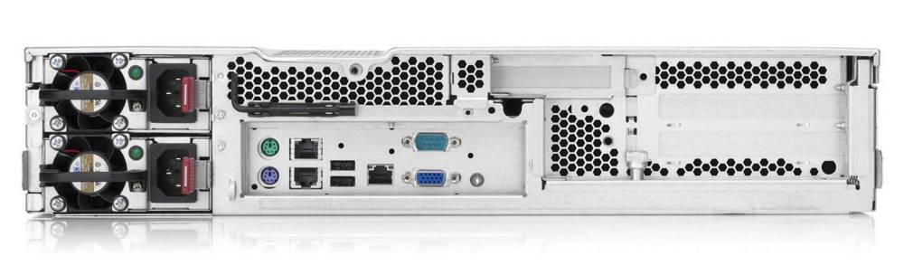 Сервер HP ProLiant DL185 G5 Server   2352 (Rack 2U, OpteronQC 2.1GHz(4x512Kb), 2x2Gb, P400(256Mb, RAID5, 1+0, 0), noHDD(12LFF), noCDnoFDD, 2xGigEth)