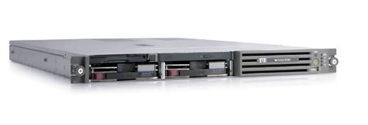 Сервер HP ProLiant DL360 G4 Server 2xXeonDP-3.4/1Mb/800MHz, 1Gb PC2700/333MHz, SATA (max. 2x250Gb), NHP, 2/2 PCI, noCD, noFDD, Dual Gigabit NIC, 1 Unit