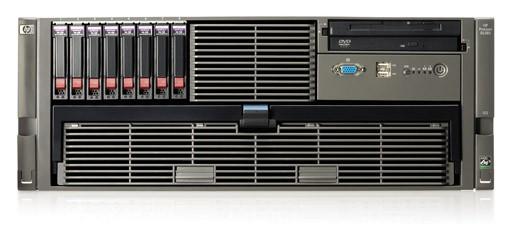 Сервер HP ProLiant DL585R2 O8212 Dual Core 2P (2xOpteron2.0GhzDC-2x1mb/ 4x512mb/ no SFFHDD(8)/ RAID(P400/ 256Mb)/ 2xGigEth MF/ DVD-CDRW, noFDD/ iLO2 Std/ 1xRPS)