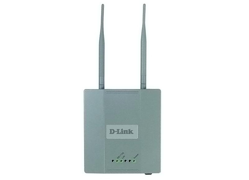 D-Link DWL-3200AP, managed Access Point, 108G, 802.11g (54Mbps, 108Mbps), PoE, 1xLan