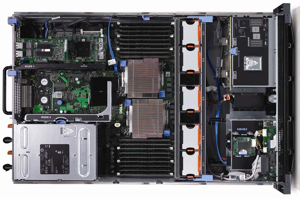 R710 ram slots