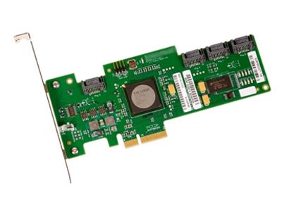 LSI 3041E 4-port SAS/SATA RAID Card