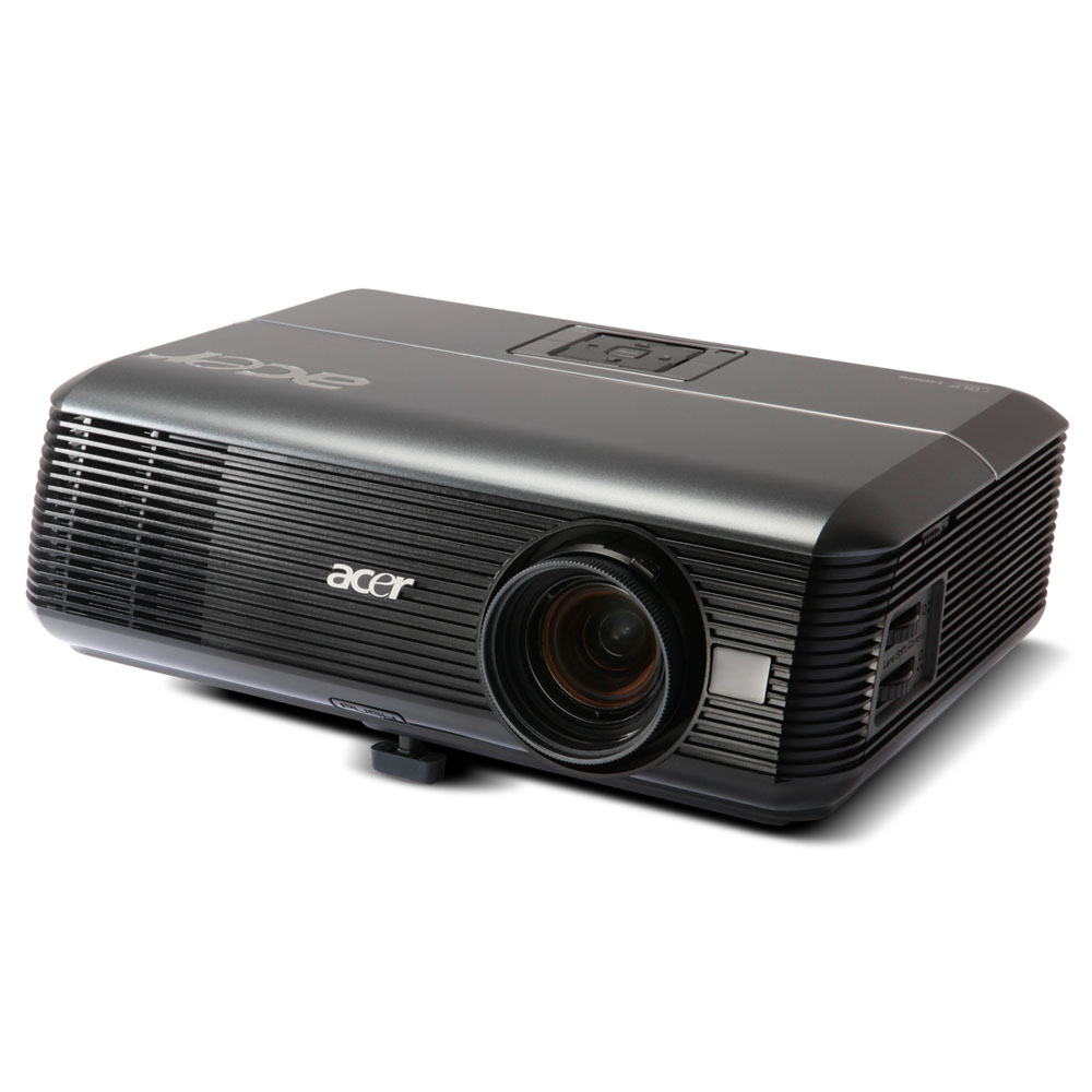 Проектор Acer projector P1341W, WXGA/DLP/DLP 3D/3000 Lm/10000:1/7000 Hrs/USB-mini B/HDMI/2.2 kg, replace EY.JCT01.014 (P1303PW)