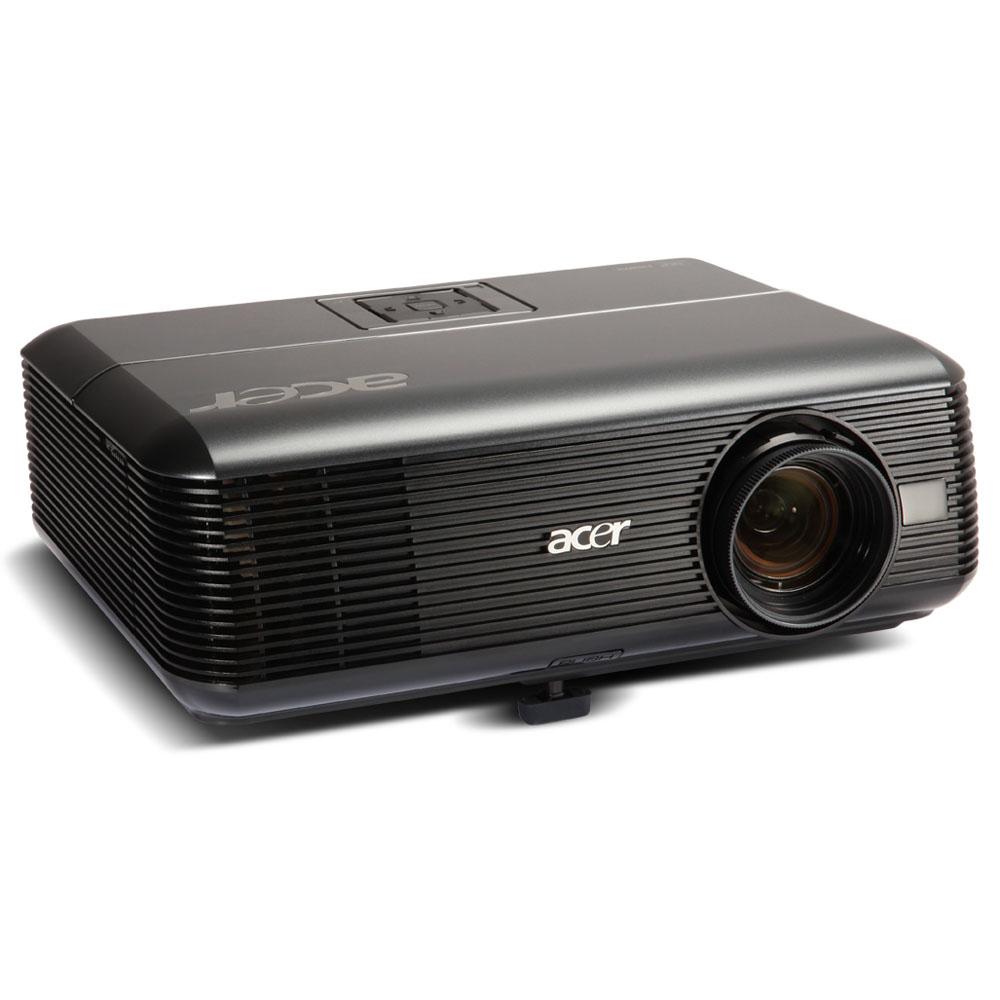 Проектор Acer projector P1373WB, WXGA/DLP/HDMI 1.4 3D/3100 Lm/17000:1/10000 Hrs/USB-A/USB-mini B/HDMI/LAN/Wi-Fi via Adapter(option)/2.4 kg/Carry case