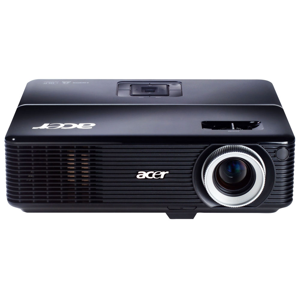 Проектор Acer projector P1173, SVGA/DLP/3D/3000Lm/13000:1/10000 Hrs/HDMI(MHL)/USB mini-B/Wi-Fi via Adapter(option)/CarryCase/2.0kg, replace MR.JGK11.001 (P1163)