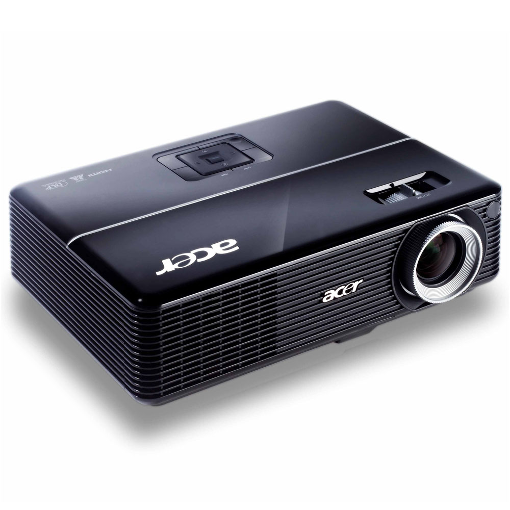 Проектор Acer projector P1283, XGA/DLP/3D/3000 Lm/13000:1/10000 Hrs/HDMI(MHL)/USB mini-B/Wi-Fi via Adapter(option)/Carrying case/2.5kg, replace MR.JGC11.001 (P1273)
