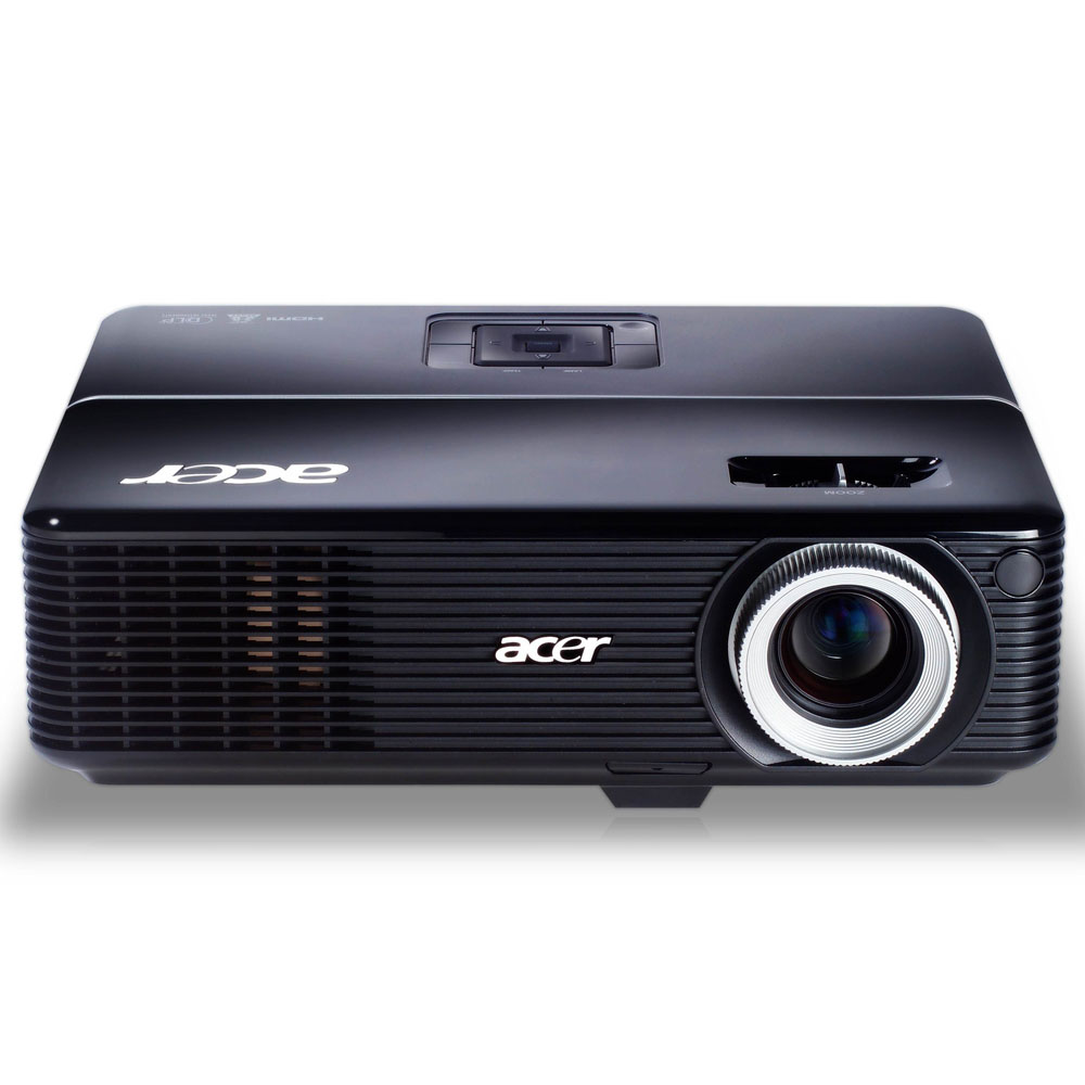 Проектор Acer projector P7215, DLP, CBII+, , DLP 3D, ZOOM, XGA 1024x768, 7.5KG, '2100:1, 6000 LUMENS, HDMI, Lamp Top loading, Bag