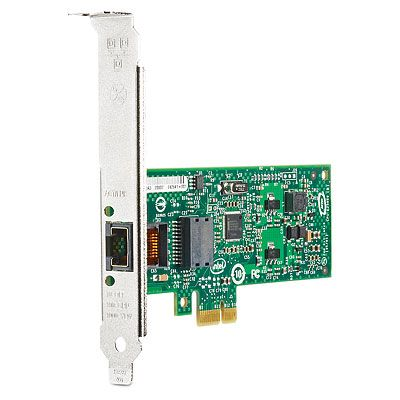 HP Intel Gigabit CT Desktop NIC PCI-E(for CQ500B,HP500B,3010Pro,3120Pro, dc5800,dc5850,6000Pro,7000Elite, dx7500,dc7900СМТ_and_SFF,8000Elite CMT_and_SFF, 8100Elite)