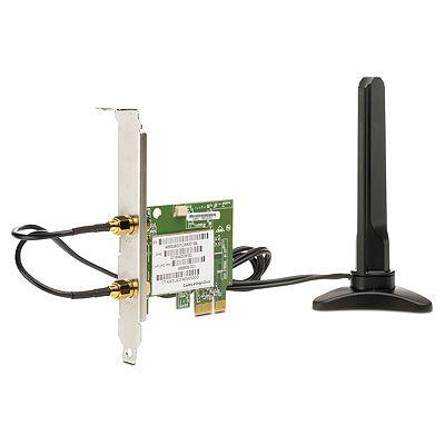 HP Wireless 802.11, b, g, n PCIe x1(for CQ500B, 3010Pro, 3120Pro, 6000Pro, 7000Elite, 7100Elite, 8000Elite CMT_and_SFF, 8100Elite)