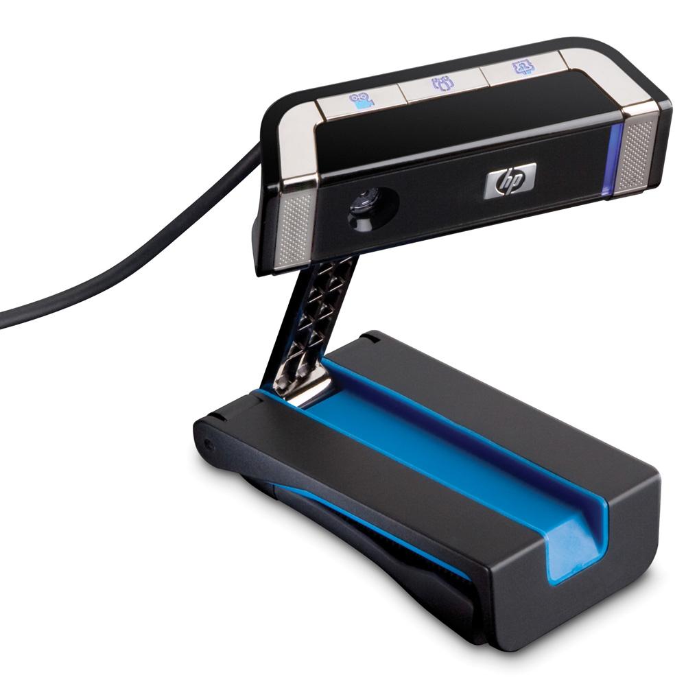 HP Elite Autofocus Webcam (3 Mpixl), 640x480(VGA) at 30fps, Tilt (55В°, up to 20В° down and 35В° up) , Pan 320В° Mic, 5X Digital Zoom
