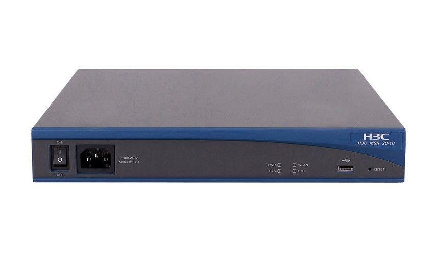 Роутер HP A-MSR20-10 Multi-Service Router