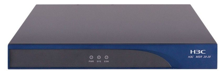 Роутер HP A-MSR20-20 Multi-Service Router