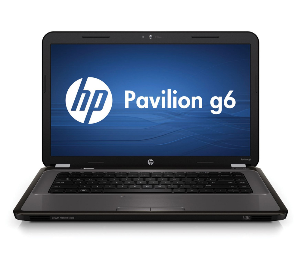 Ноутбук HP Pavilion g6-1315er   E2-3000M, 4G, 500Gb, DVD, UMA, 15.6 , WiFi, BT, W7HB, Cam, charcoal grey