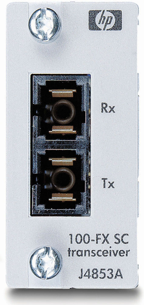 HP ProCurve 100-FX SC Transceiver (2500, 2300, 2124)